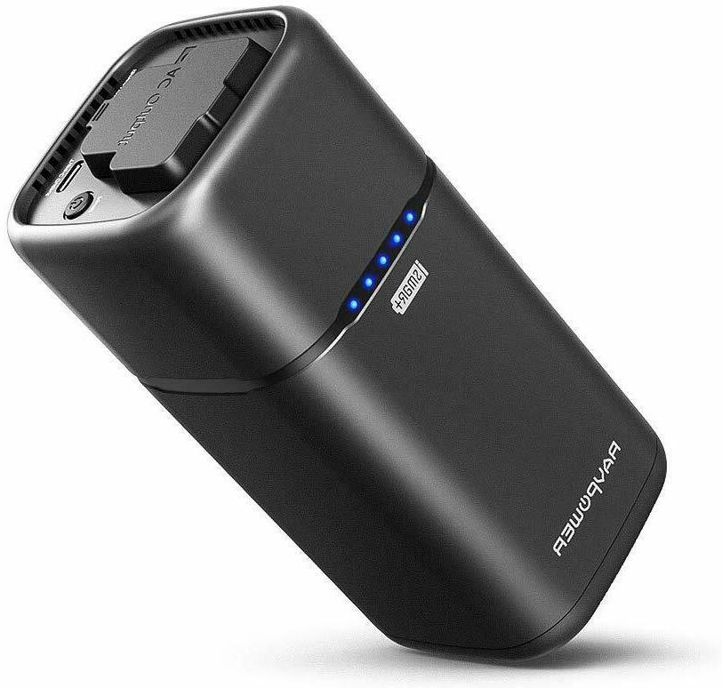 20100mah ac portable charger plug outlet 65w