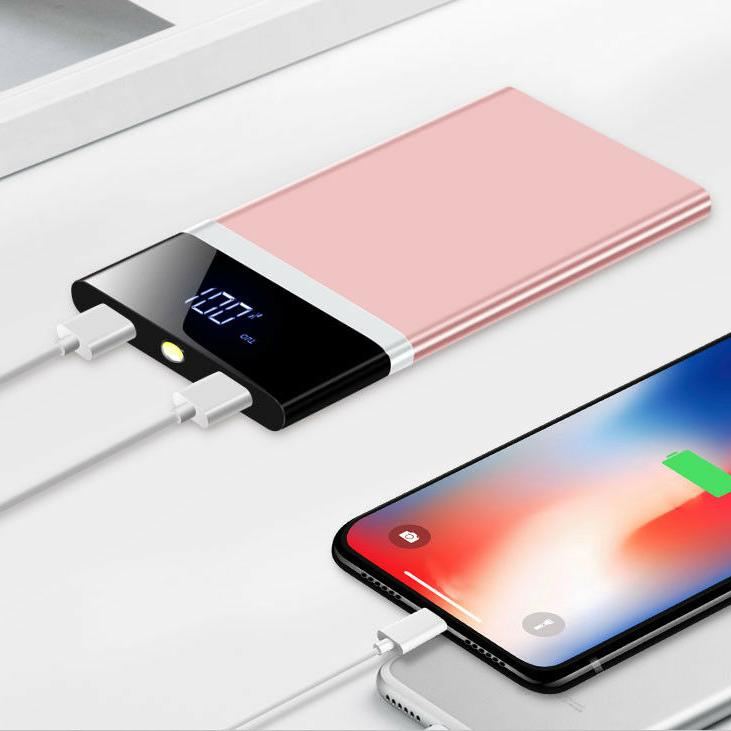 2019 New Power Bank 500000mAh Battery Huge