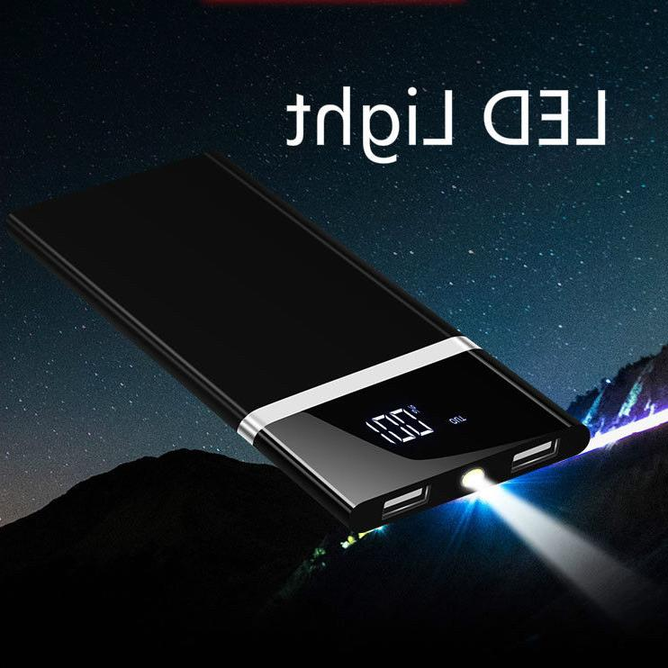 2019 New 500000mAh External Huge Capacity