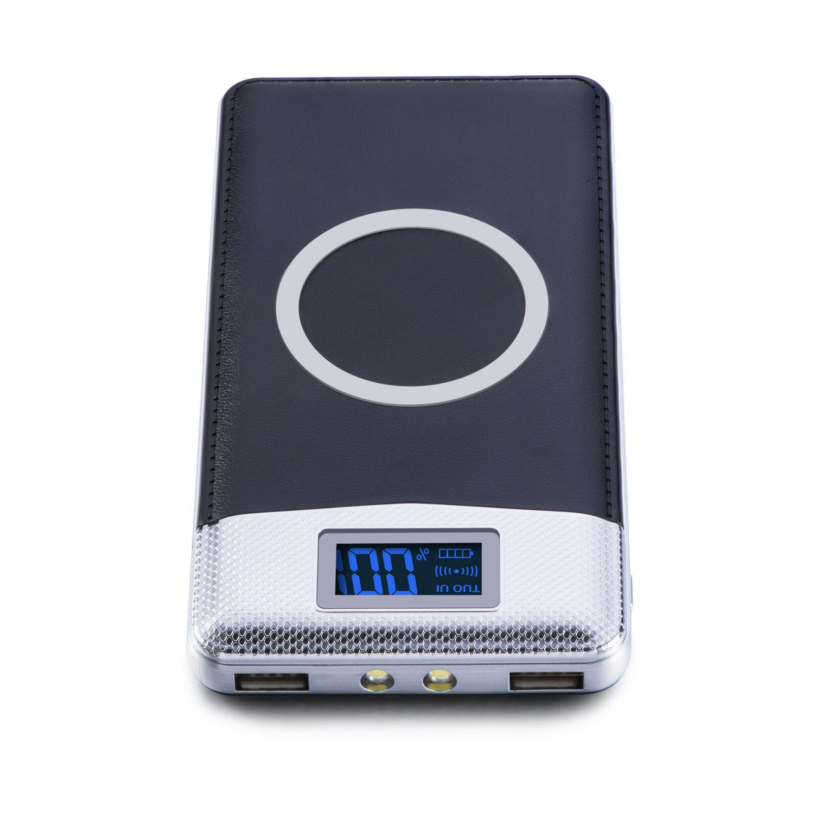2019 New Charger LED LCD External Battery Pack