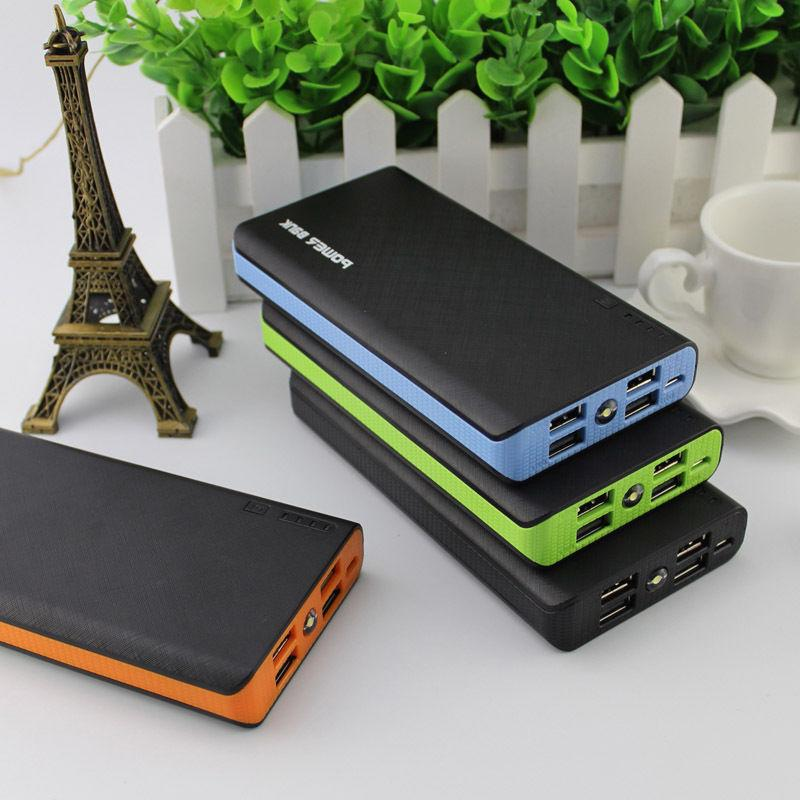 900000mAh Backup External Power Bank Pack Charger for Cell