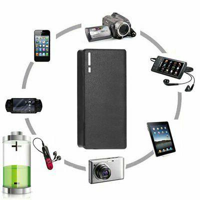 50000mAh 2 Power Pack Charger for Phone US