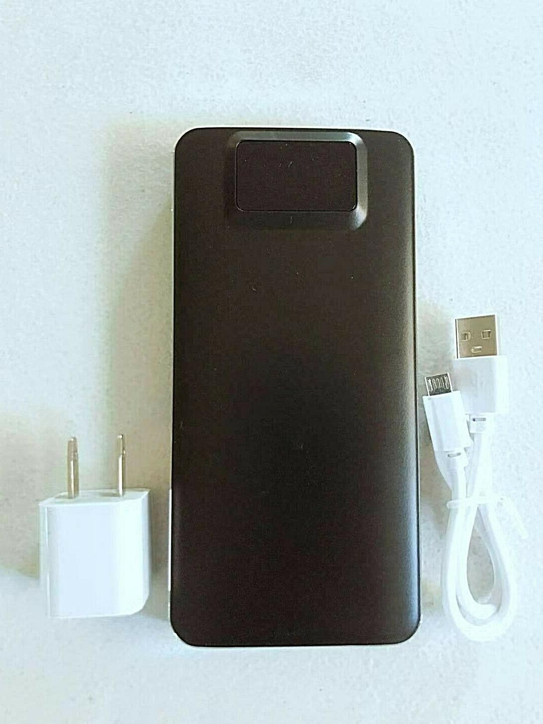 50000mAh LCD Cell Phone+Wall Charger