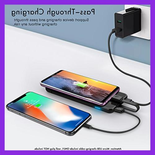 5000Mah USB C Portable Charger Type