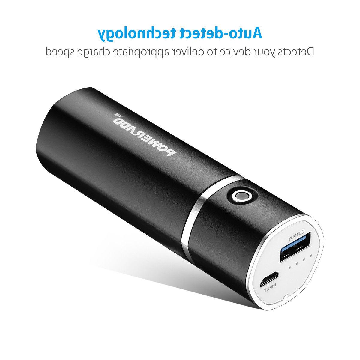Poweradd Power Portable Charger External Battery For Phone