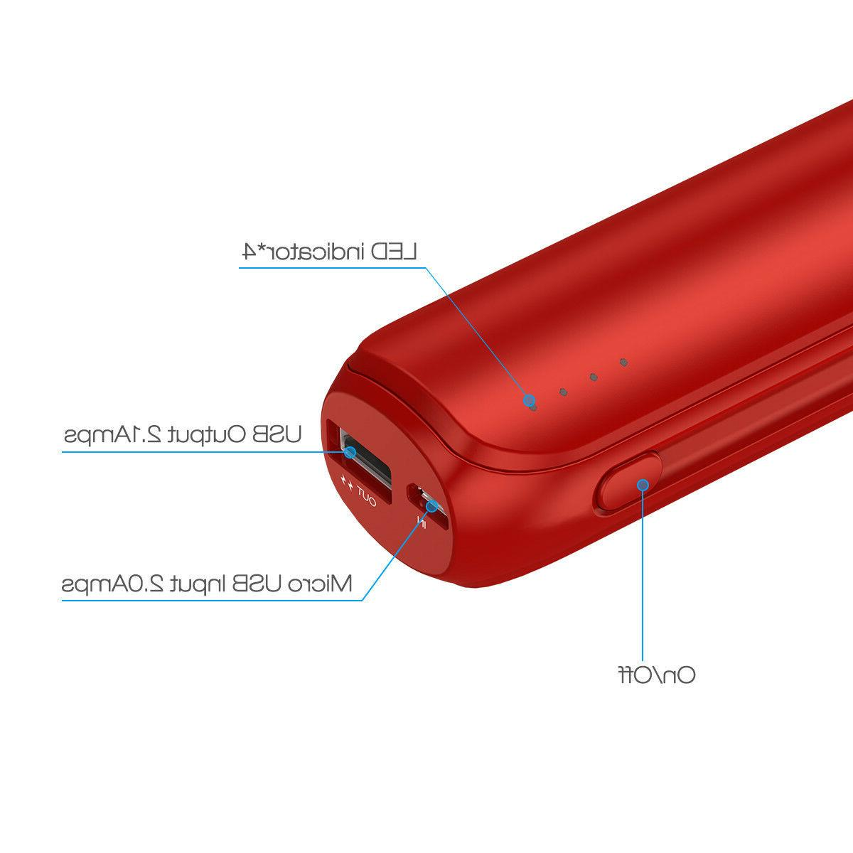 8000mAh Quick Charge Battery