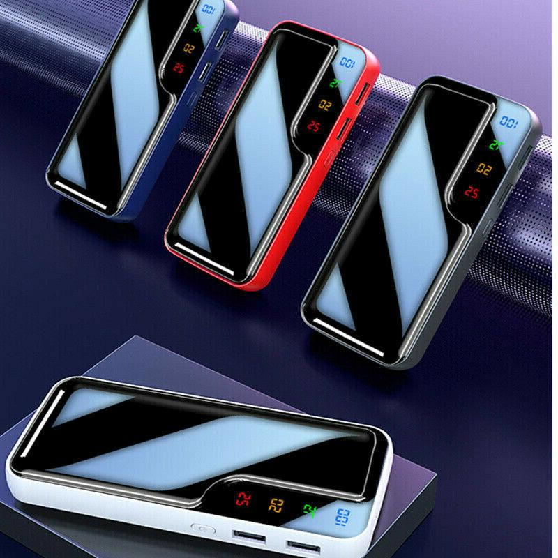 900000mAh Battery Charger Bank for