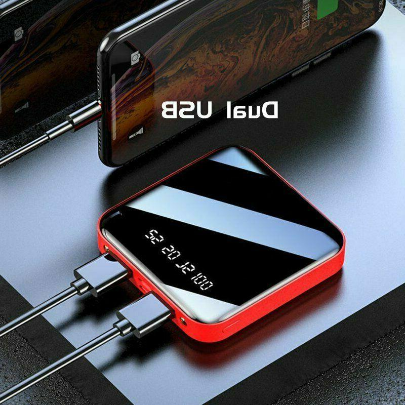 900000mAh Power Backup External USB Charger Cell