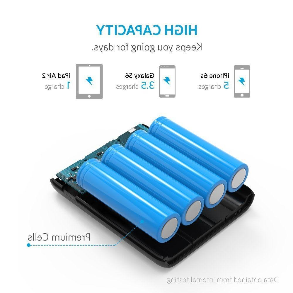 Anker 13000mAh Ultra-Portable Charger Po..