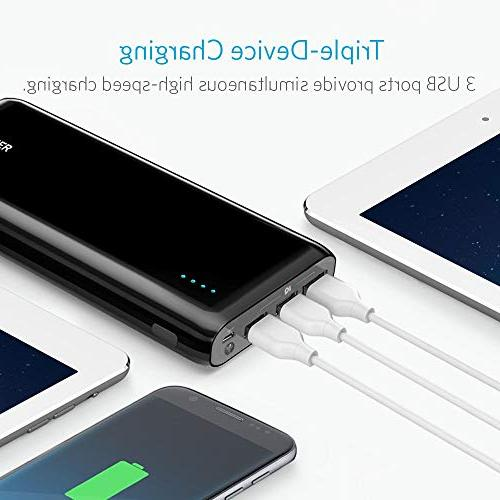 Anker Astro Ultra-High Compact Battery Power PowerIQ Technology iPad, Samsung and More