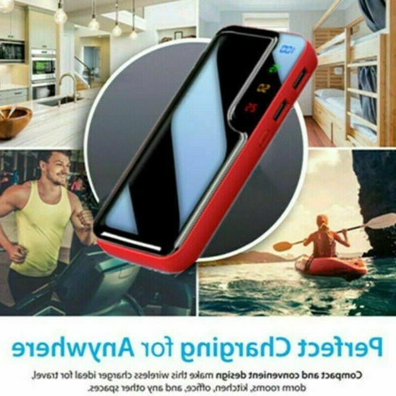 Emergency 900000mAh Power Battery Charger