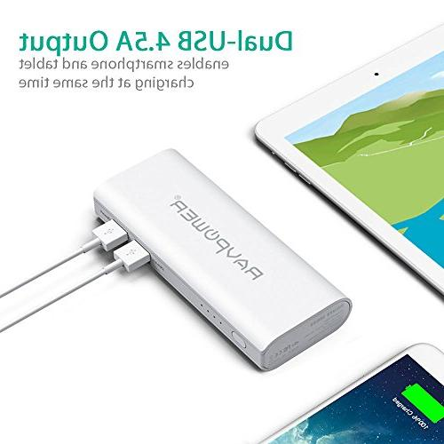 Portable 10400mAh Power Battery Technology iPhone, Smartphones Tablets