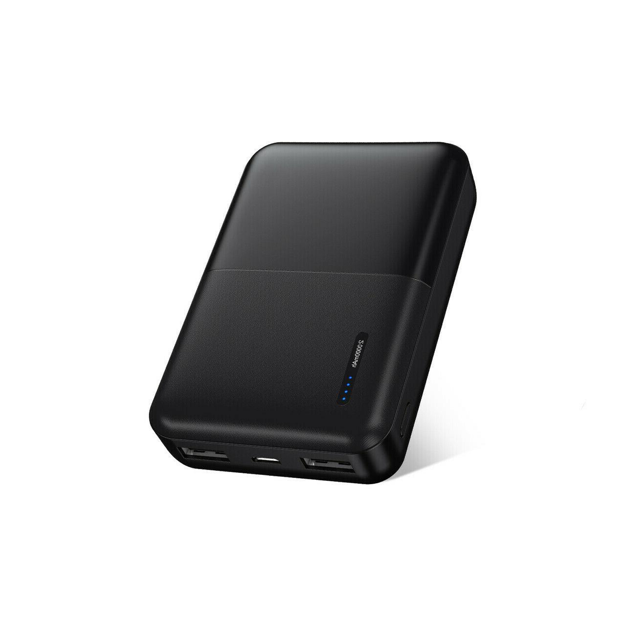 20000mAh Dual USB Power Bank External Battery Charger for iP