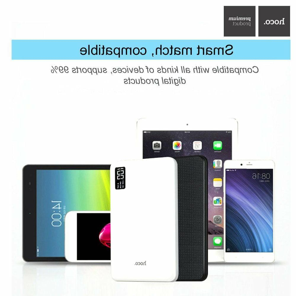 hoco imuto 30000mah ultra high capacity portable