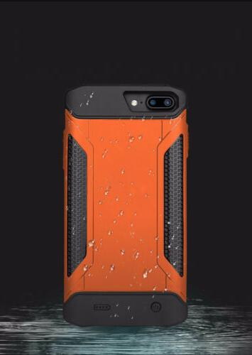 External Power Bank Battery Case Charger Armor Case Cover fo