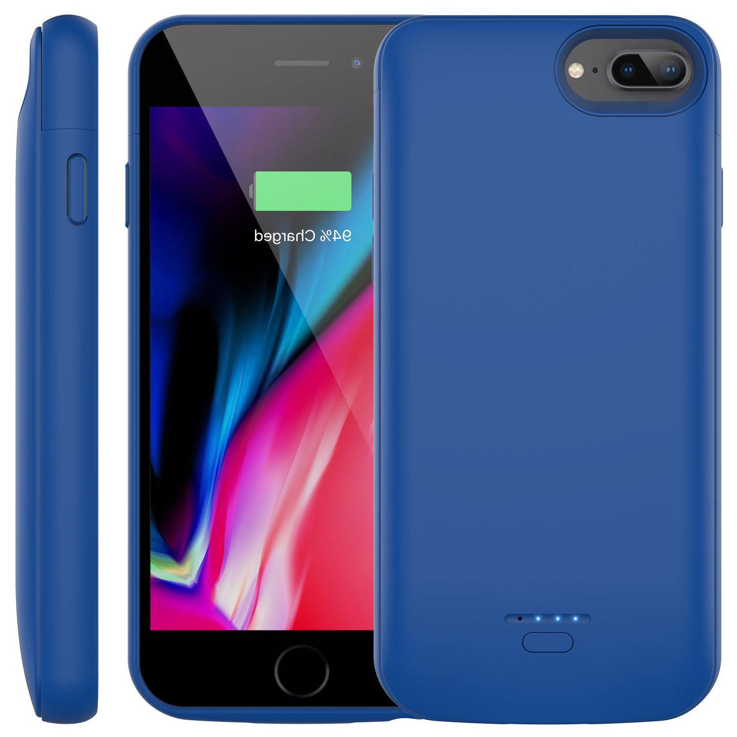 For 6 Plus Battery Phone Case Charger