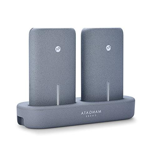 mangata orbit 2pc power bank set wireless