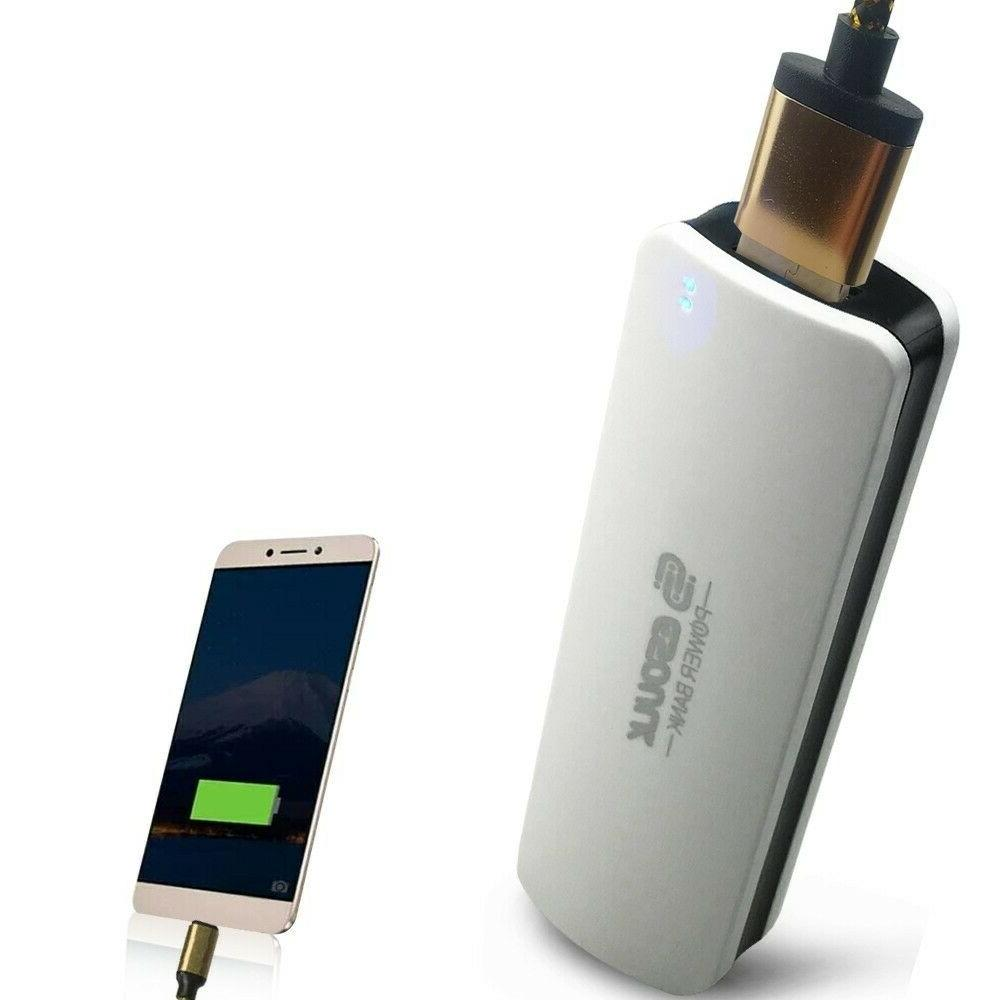 Mini Bank 2500mAh USB Battery Charger