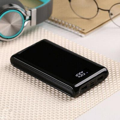 Mobile Power Bank Power Station Case Charger 18650