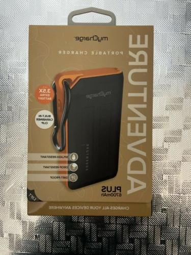myCharge - Adventure Max 10,050 mAh Portable Charger for Mos