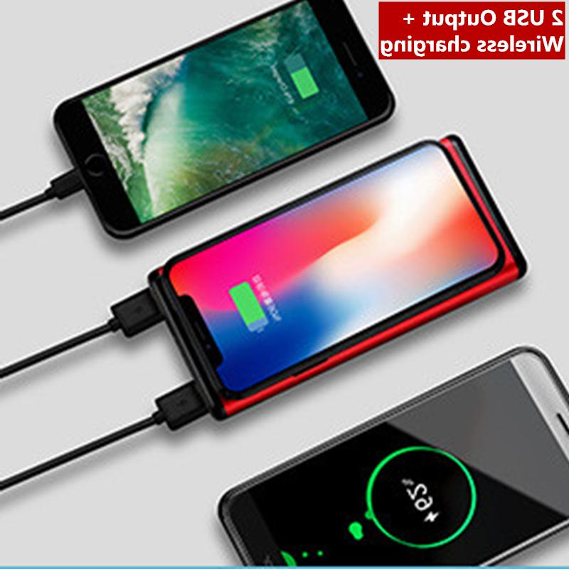 NEW 900000mAh Power Bank 2 Charging