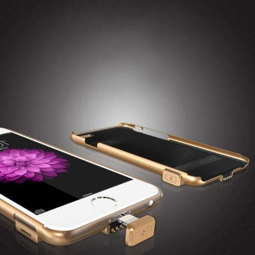 New Power Charger For iPhone6S 8Plus Case Thin Cover