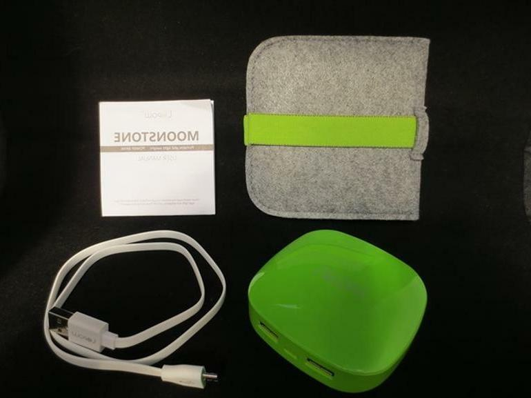 new sealed moonstone power bank battery charger