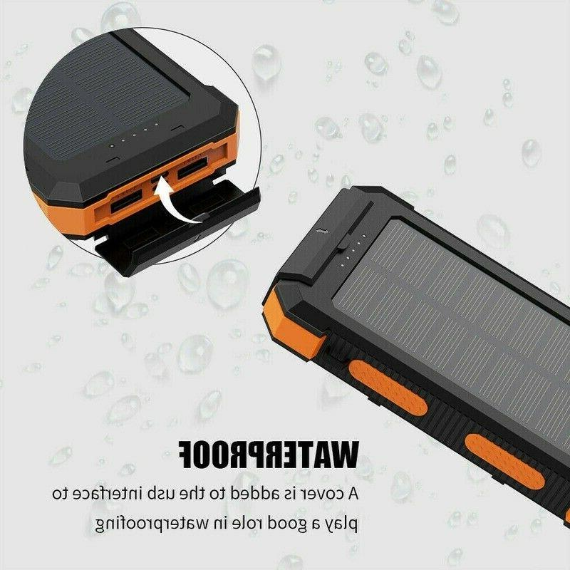 NEW 900000mAh Power Bank Pack Charger