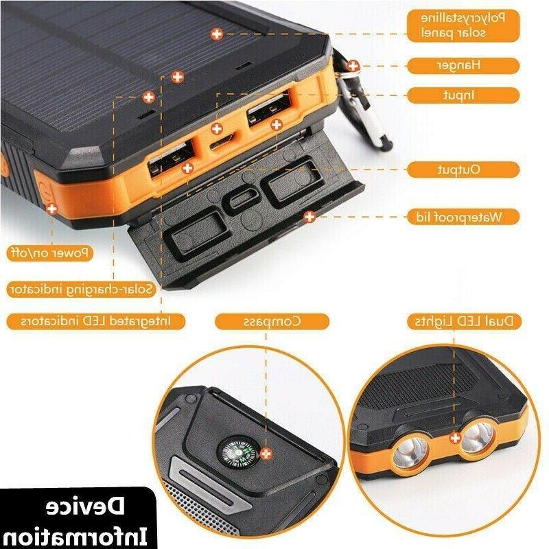 Power Bank Pack Battery Charger