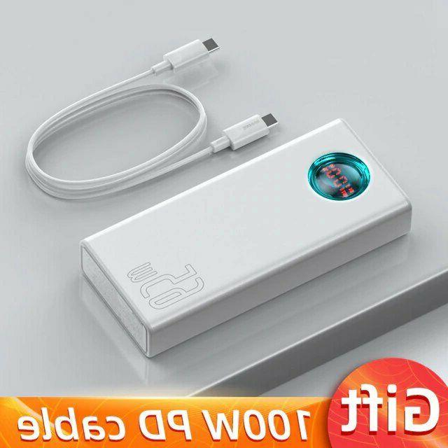 original power bank 30000mah 65w quick charge
