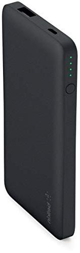 Belkin Pocket Power 5,000mAh Durable Ultra Slim Portable Cha