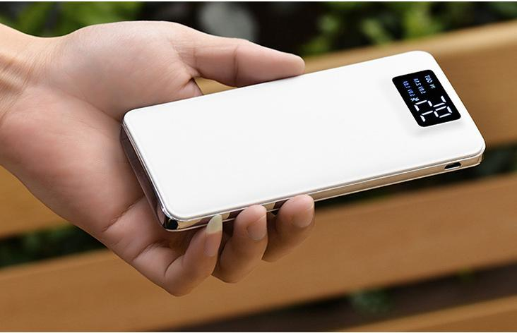 Portable 50000mAh Bank USB Battery Cell Phone