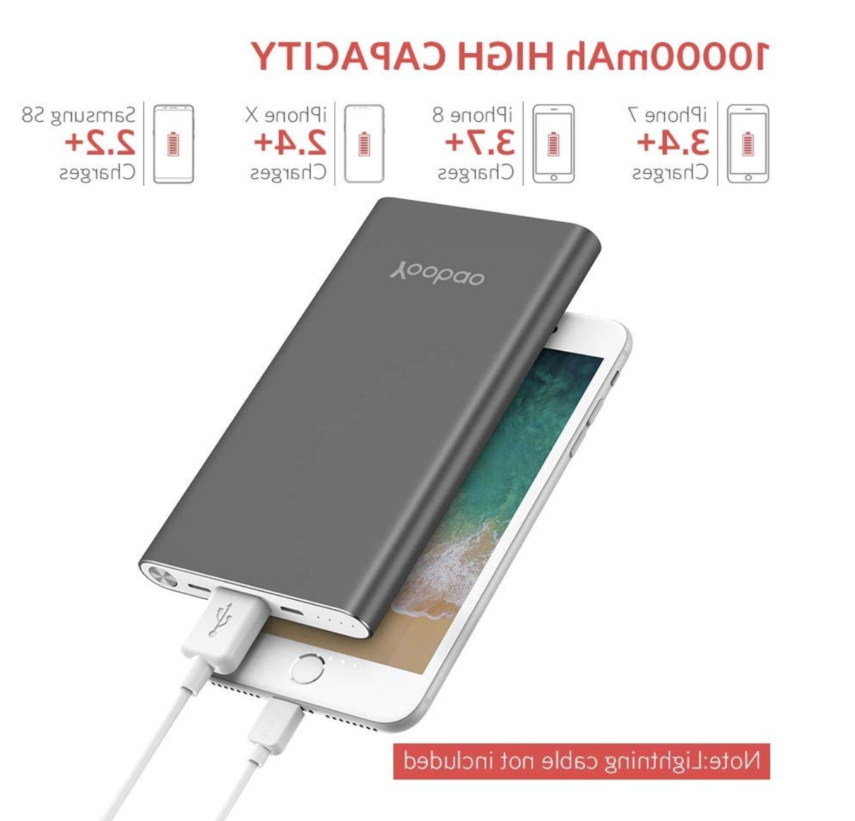 Yoobao Slim Power Powerbank External