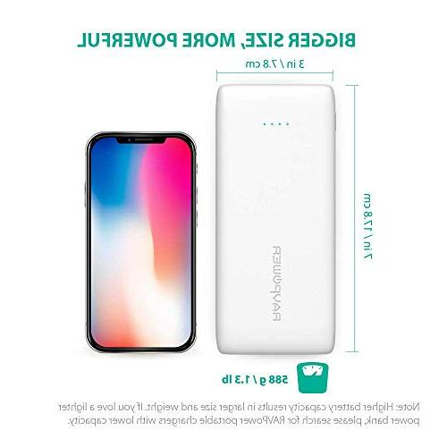 Portable 32000mAh Power Output, Pack iPhone Xs, iPhone More