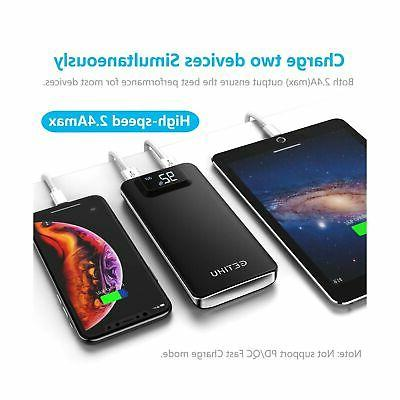 GETIHU Portable Display 4.8A Hi...