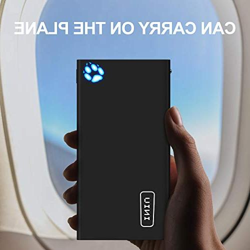 INIU Power USB External Backup Ultra Compact Compatible with iPhone 7 6s 5s 5 Samsung Phone