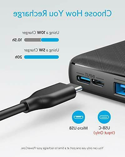Anker Essential 20000mAh Power with