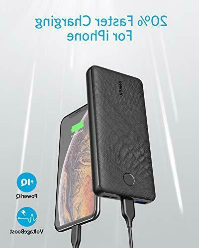 Anker Charger, PowerCore Essential 20000mAh Bank with PowerIQ Tec