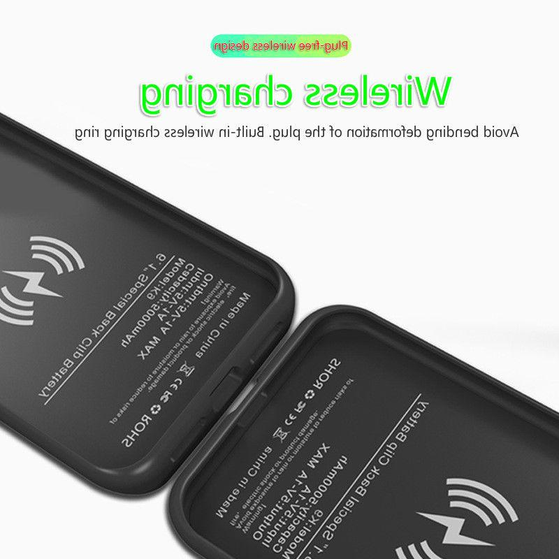 Portable magnetic Power Bank for