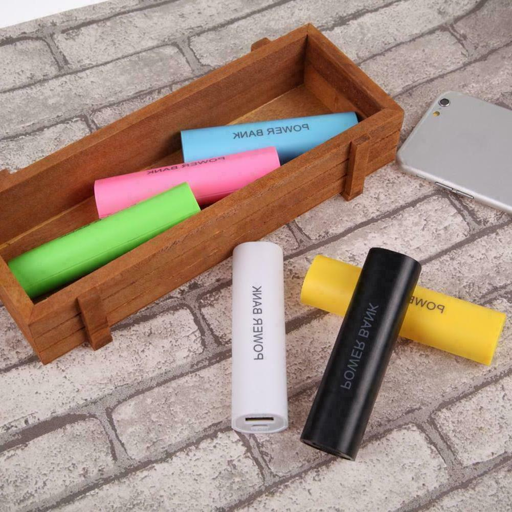 portable mobile usb power bank charger pack
