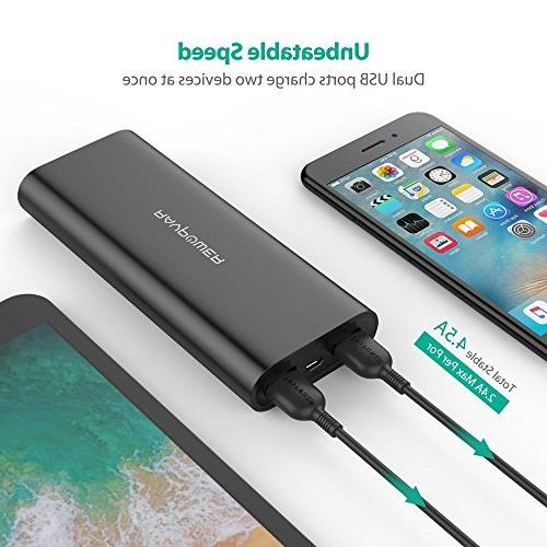 Portable Updated Phone Battery Battery Pack XS, iPhone X, Android Devices
