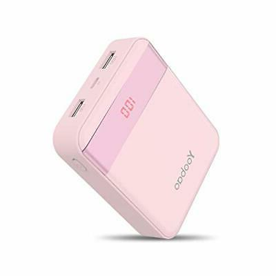 power bank 10000mah small portable charger powerbank