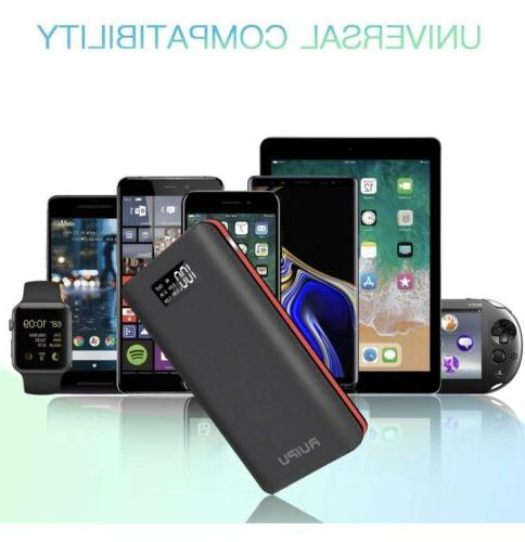 Power Bank Charger Battery Output Ports B