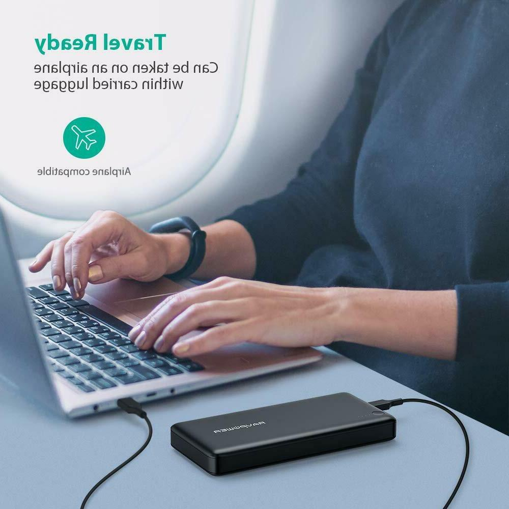 Power Bank Portable Charger USB C, Fast Charge,