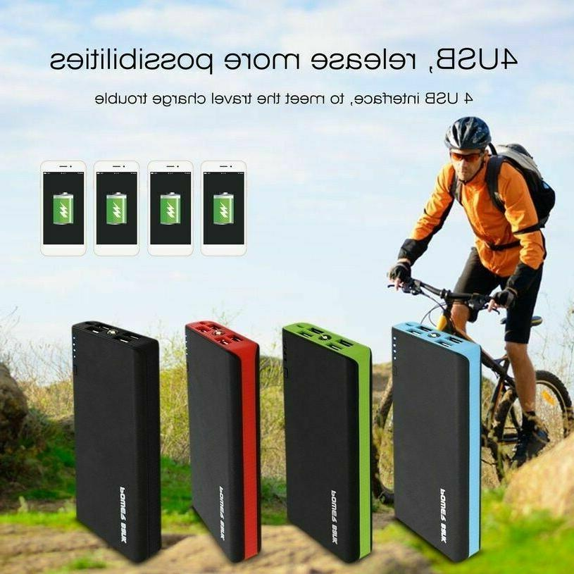 Power Bank Huge Battery Pack Phone Portable