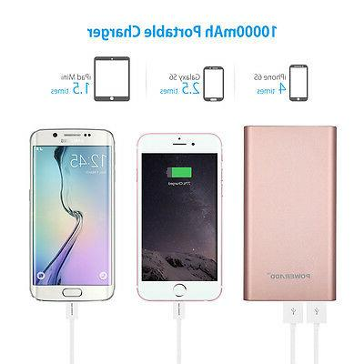 Poweradd Power Bank Fast Charging Charger