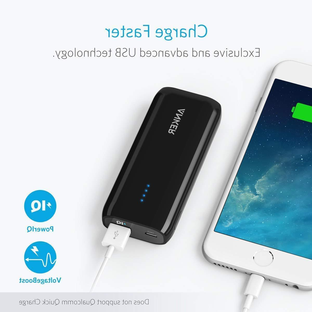 Anker Power 5200mAh & Charger