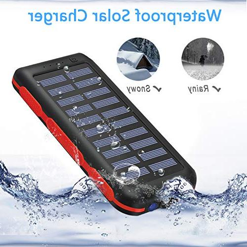 Power Huge Capacity Water-Resistant 3 SOS Warning Outdoor