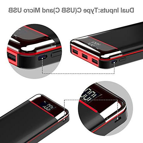 Power Charger Battery with Three Capacity Battery Compatible