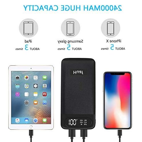 Portable Charger Battery with Battery Devices Tablet Phone and Other Cellphones